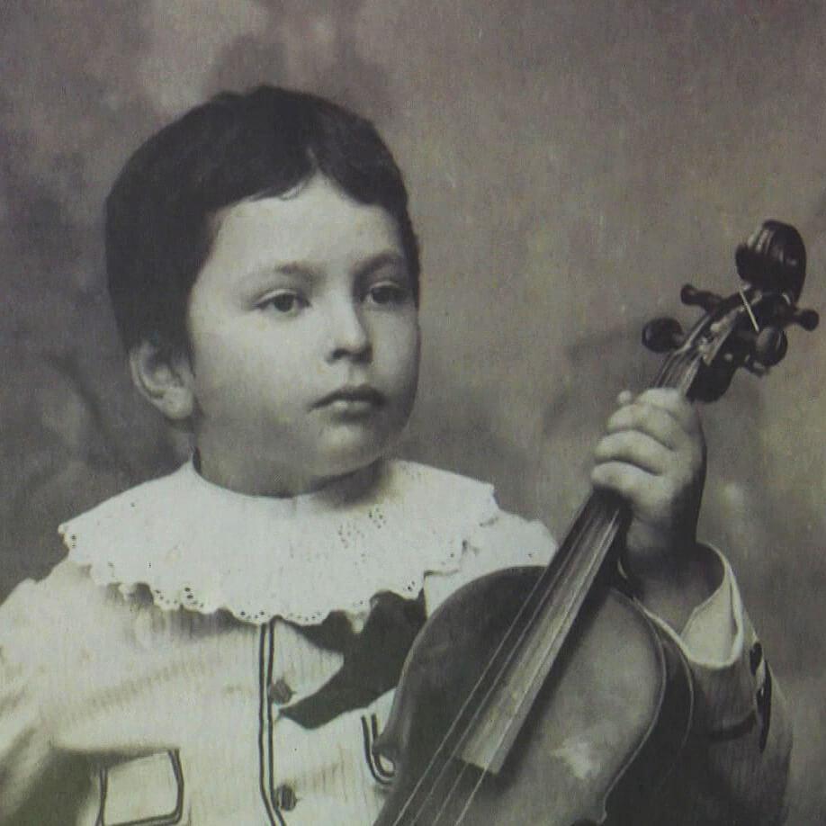 Copilăria lui George Enescu – Festivalul Internațional George Enescu