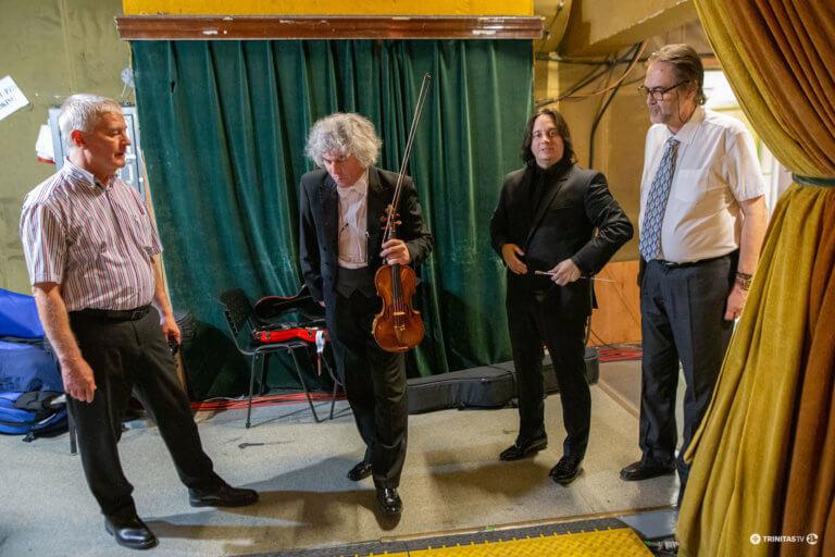 Sala Palatului, Concertul Orchestrei Academice de Stat Evgeni Svetlanov din Rusia