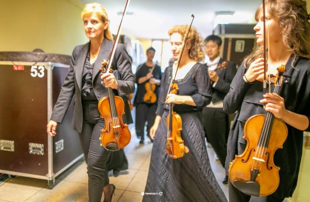 Sala Palatului, Orchestra Simfonica a Radiodifuziunii din Berlin