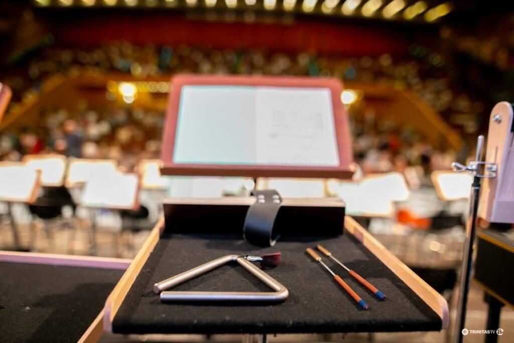Sala Palatului, Orchestra Națională a Franței