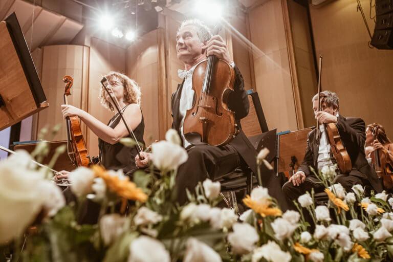 Sala Palatului, Orchestra și corul Maggio Musicale Fiorentino
