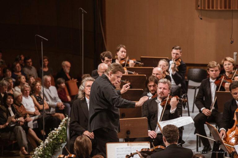 Sala Palatului, Orchestra Filarmonică din St. Petersburg